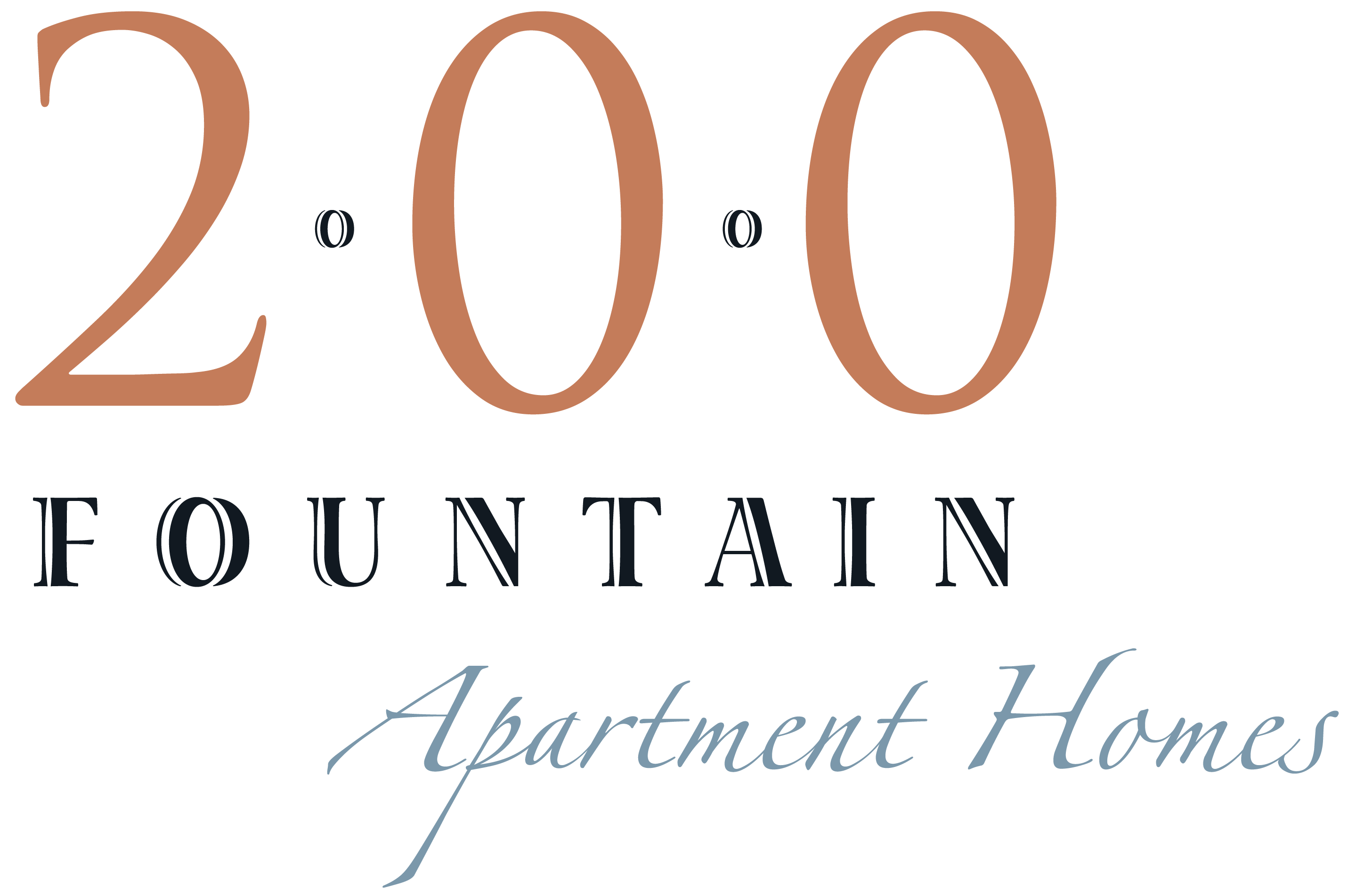 200 Fountain Logo